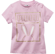 Puma Easter Tee Baby Rose