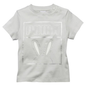 Puma Easter Tee Baby Gris