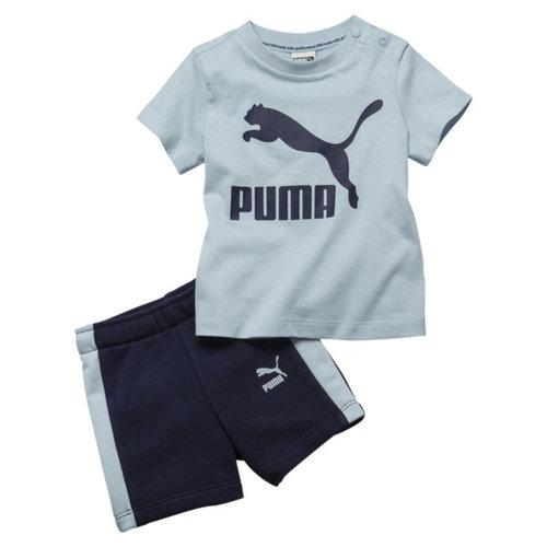 Puma Minicat Set Baby Ciel-bleu