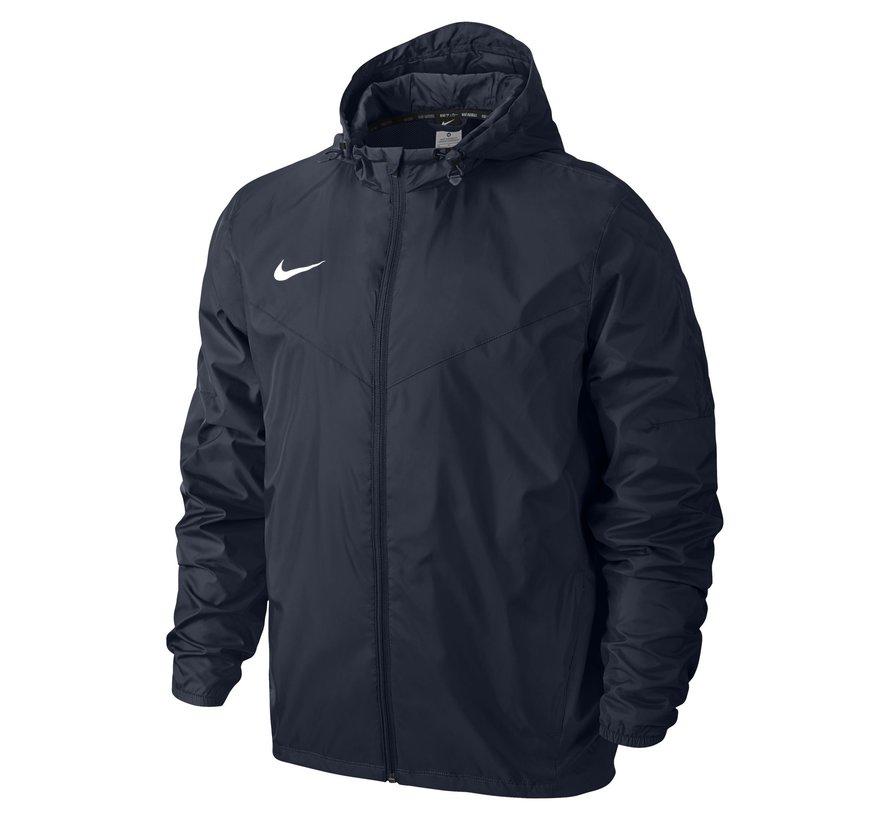Sideline rain jacket