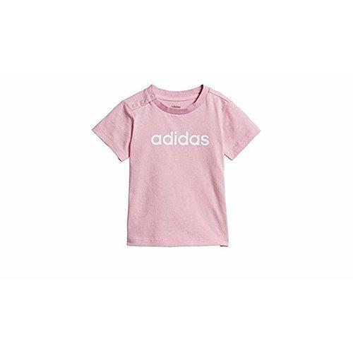 Adidas Linear Tee Pink