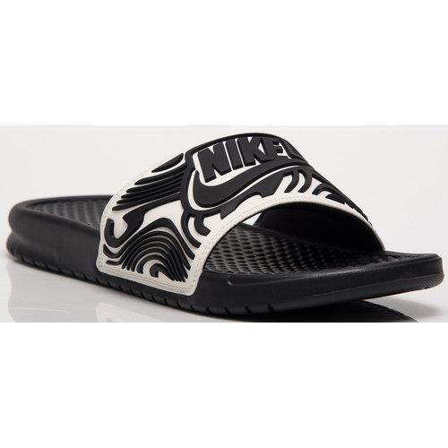 Nike Benassi Just Do It Noir-print noir