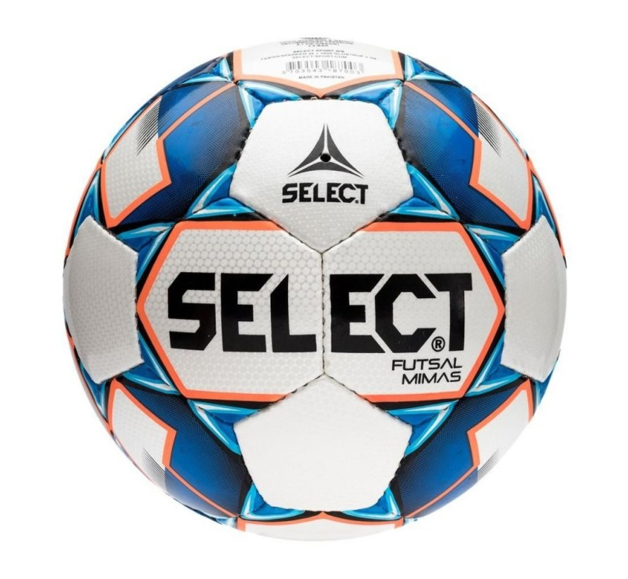 Futsal mimas - white/blue