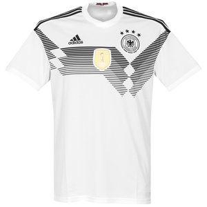 Adidas DFB Home Jersey White