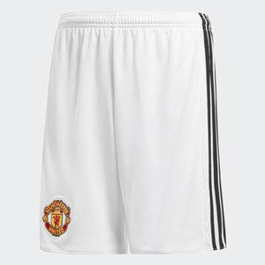Adidas Mufc Home Short Junior White