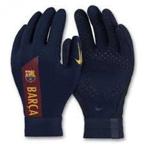 Nike FC Barcelona Gloves Kids
