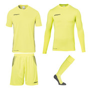 Uhlsport Score Goalkeeper Set Fluo