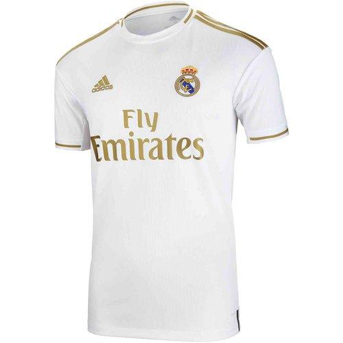 Adidas Real Madrid Home Jsy Blanc