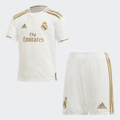 Adidas Real Madrid Baby Home Jsy Blanc