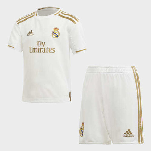 Adidas Real Madrid Mini Home Jsy Blanc