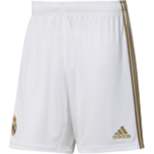 Adidas Real Madrid Home Short Blanc19/20