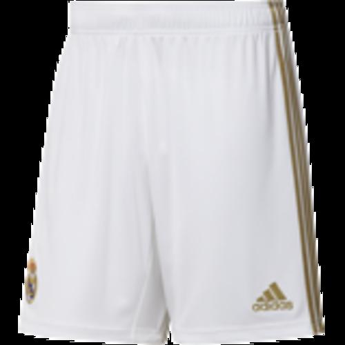 Adidas Real Madrid Home Short Blanc19/20