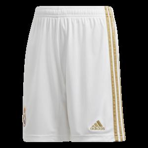 Adidas Real Madrid Home Short Jr Blanc19/20