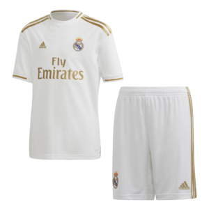 Adidas Real Madrid Home Kids Jr Blanc19/20
