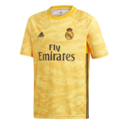 Adidas Real Madrid Home GK Jr 19/20