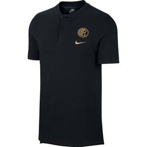 Nike Inter Milan Polo Noir-trugol 19-20