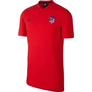 Nike Atlético de Madrid Polo Rouge-bleu 19-20