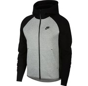 Nike Tech Fleece Hood Gris-noir