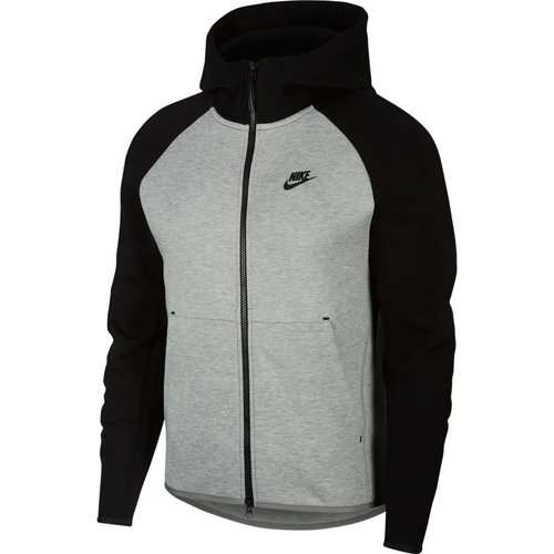 Nike Tech Fleece Hood Gris-noir