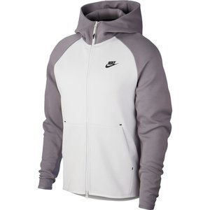 Nike Tech Fleece Hood Gris-grisclair