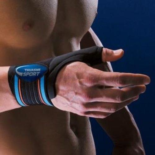 Thuasne Strapping poignet Mobilisation dynamique noir