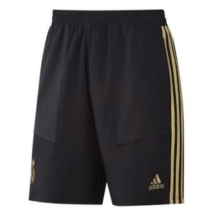 Adidas Real Woven Short JR Noir-orfo 19-20.