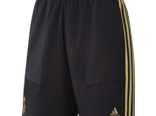 Adidas Real Woven Short JR Noir-orfo 19-20.