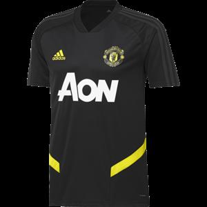 Adidas MUFC Tr Jsy Black 19-20.