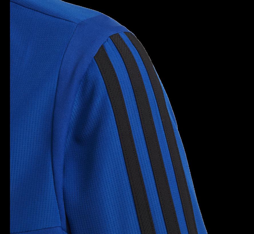 MUFC Pre Jkt JR Blue 19-20.
