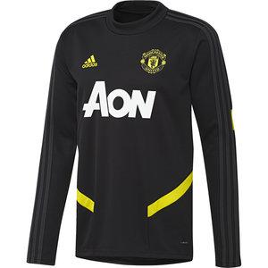 Adidas MUFC Tr Top Noir 19-20.