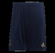 Adidas Real Away Short Bleu 19-20.