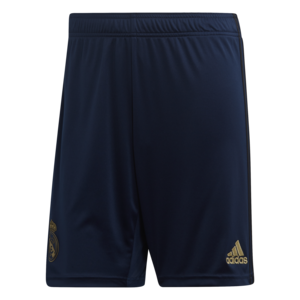 Adidas Real Away Short Bleu 19-20.