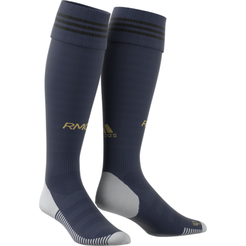 Adidas Real Away Sock Bleu 19-20.