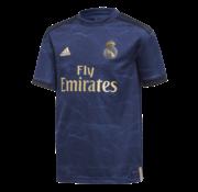 Adidas Real Away Jsy JR Bleu 19-20.