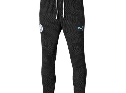 Puma MCFC Casuals Pants Black 19-20.