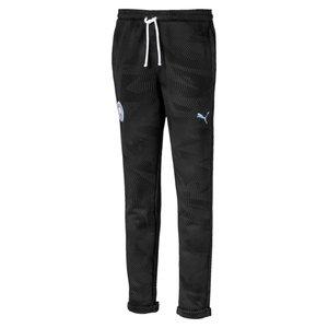 Puma MCFC Casuals Pants JR Black 19-20.