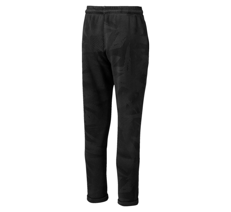 MCFC Casuals Pants JR Black 19-20.