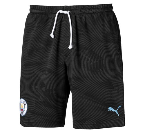 Puma MCFC Casuals Short Black 19-20.