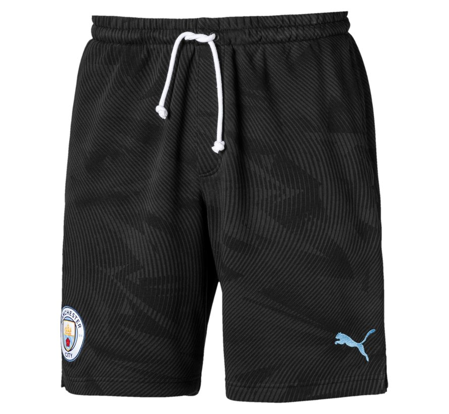 MCFC Casuals Short Black 19-20.