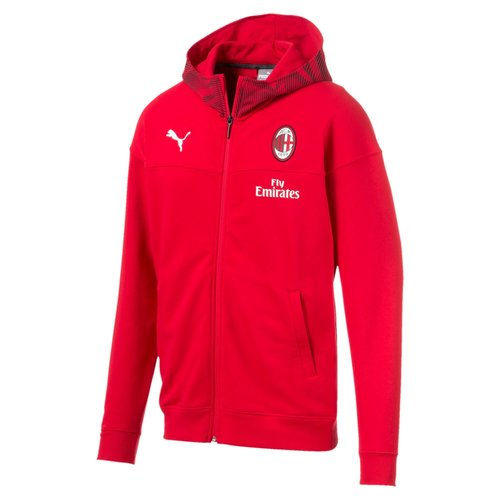 Puma ACM Casuals Hoody Red 19-20.