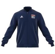 Adidas OL Anthem Jacket Bleu 19-20.