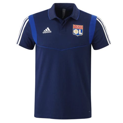 Adidas OL Polos Bleu 19-20.