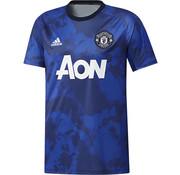 Adidas Mufc Home Preshi Bleu 19-20.