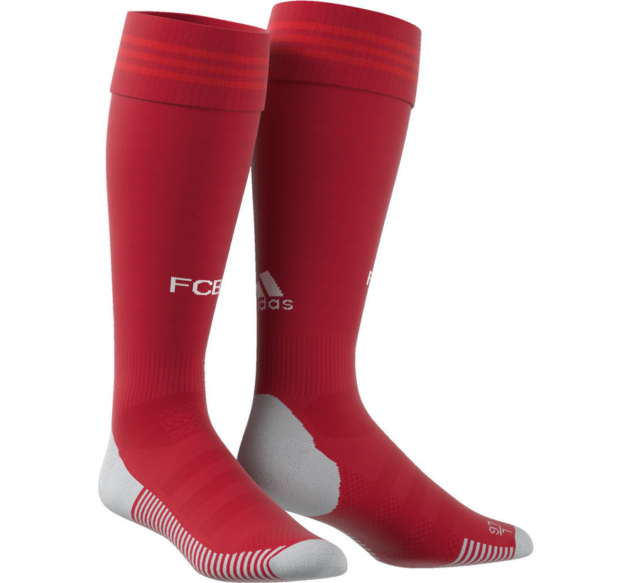 Fc Bayern Home Sock Red 19-20.