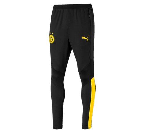 Puma BVB Training Pants Noir-jaune 19-20.