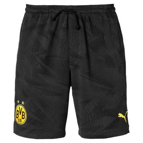 Puma BVB Casuals Short Black 19-20.