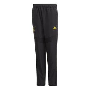 Adidas MUFC Woven Pant Jr Noir 19-20.
