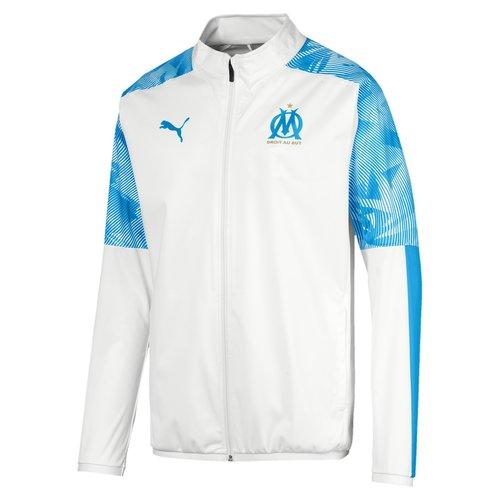 Puma OM Jacket White 19-20.