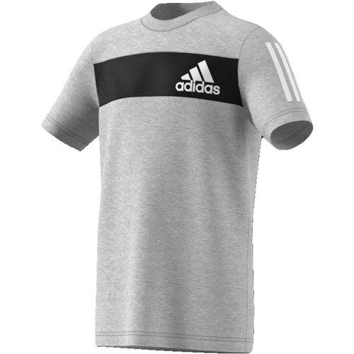 Adidas Sid TeeGris-noir-blanc