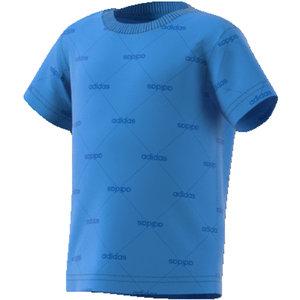 Adidas Graph Tee Bleu-bleu